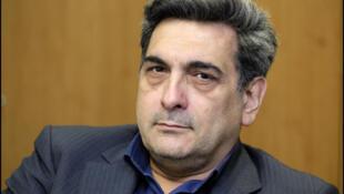 Maire de Téhéran- Pirouz hanatchi