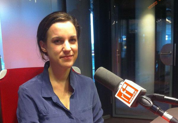 Mélanie Gouby a travaillé sur le documentaire «Virunga».