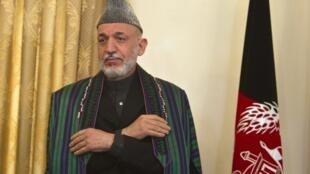 O presidente afegão, Hamid Karzai, disse que os Estados Unidos foram informados sobre a ajuda financeira iraniana.