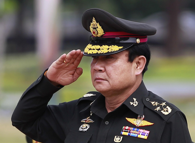 Le Premier ministre, le général Prayuth Chan-ocha, le 21 août 2014.