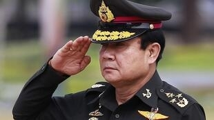 O general Prayut Chan-ocha foi nomeado primeiro-ministro da Tailândia nesta quinta-feira (21).