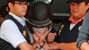 台灣警方逮捕連勝文被槍擊案嫌疑人