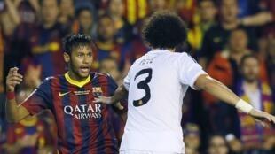 En raison de la situation actuelle en Catalogne, le Clasico entre le Real de Madrid et Barcelone est reporté.