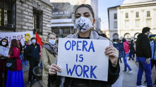 PHOTO Opera Is Work - Italie Milan