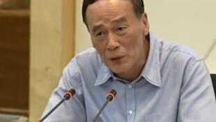 Le n°1 du Comité de discipline du Parti communiste chinois, qui lutte contre la corruption en Chine.