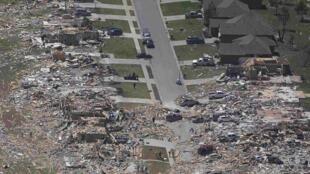 Последствия урагана в Арканзасе