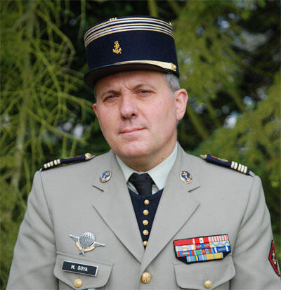 Полковник Мишель Гойя