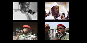 Dossier spécial présidentielle en Guinée