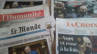 Primeiras páginas dos jornais franceses 13 de junho de 2019
