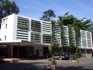 L'Institut Pasteur de Madagascar.