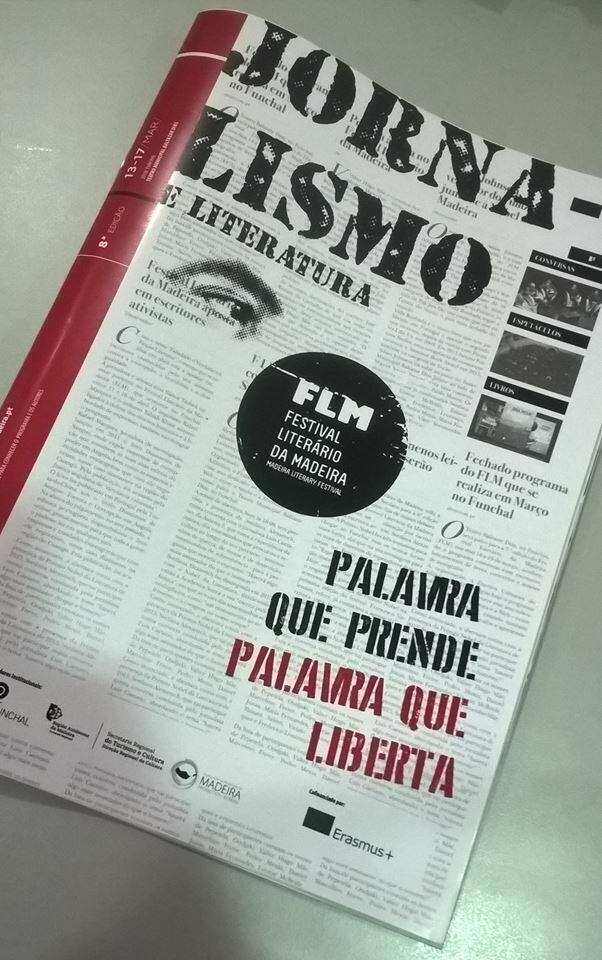 Festivalk Literário da Madeira 2018