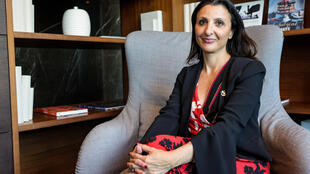 Fleur Hassan-Nahoum expressed hope that trade between Israel and the UAE would exceedthe billion-dollar mark in the coming year