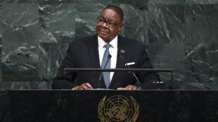 Shugaban kasar Malawi Arthur Peter Mutharika.