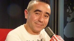 El actor y dramaturgo mexicano  Miguel Vaylon,