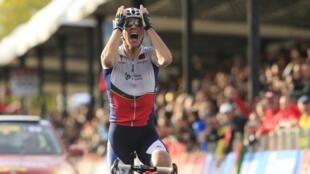 Rui Costa, ciclista português da Lampre-Merida. Arquivo.