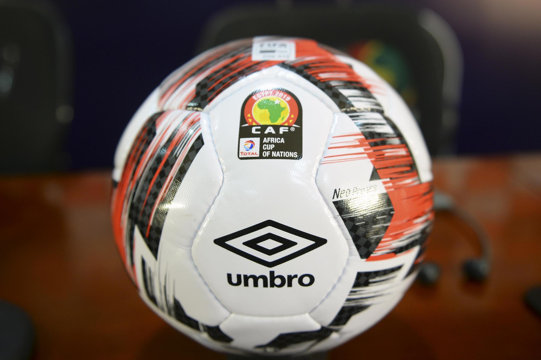 Le ballon officiel de la CAN 2019.