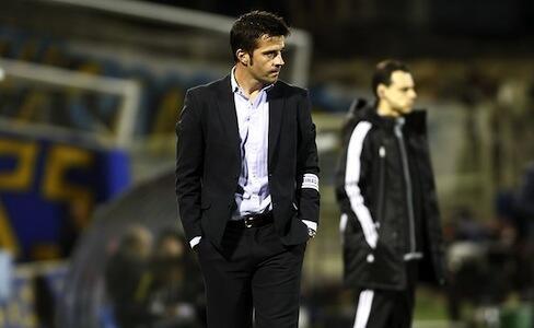 Marco Silva, treinador do Estoril.