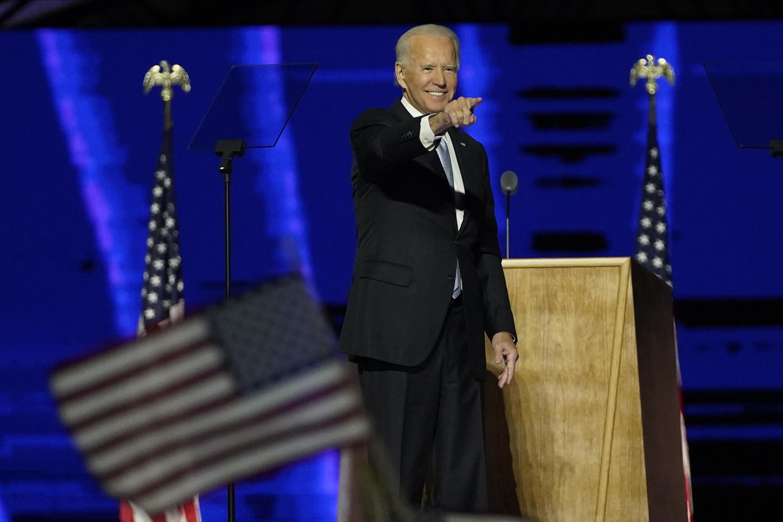 Shugaban Amurka mai jiran gado Joe Biden