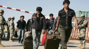 سازمان بینالمللی مهاجرت، روز چهارشنبه ١٨ تیر/ ٨ ژوئیه ۲۰۲۰، با نشر اعلامیهای نوشت که در هفتههای اخیر، میزان بالایی از اخراج مهاجرین افغان از ایران را ثبت کرده است