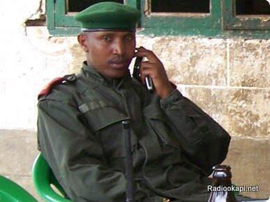 Kiongozi wa Jeshi la waasi anayesakwa na ICC, Jenerali Bosco Ntaganda