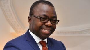 Joël Aïvo est professeur de droit constitutionnel au Bénin.