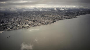 Vue de Libreville, la capitale gabonaise. La croissance du pays qui était de l'ordre de 5% entre 2012 et 2014 serait de 1% en 2017.