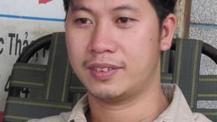 Nhà thơ Bùi Chát.