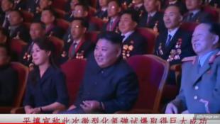 朝鮮慶祝核試爆成功