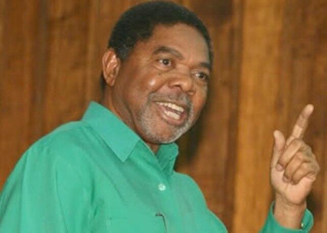 Rais wa serikali ya mapinduzi ya Zanzibar Dr. Ali Mohammed Shein