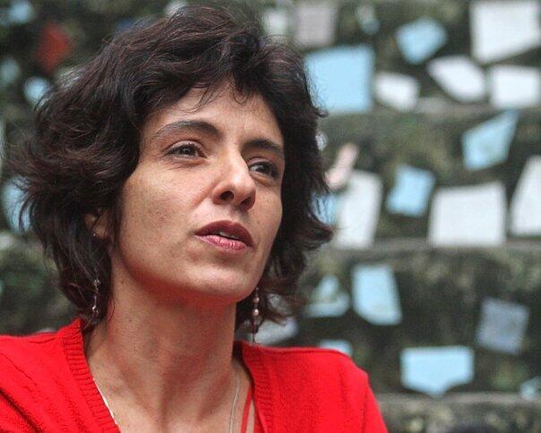 Silvia Soter: coordenadora pedagógica da Escola da Maré