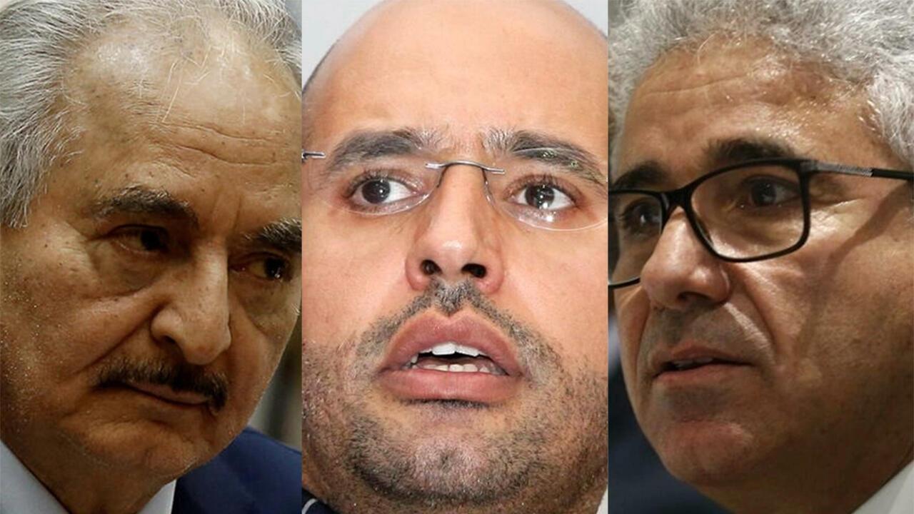 Haftar-KadhafiFils-Bashagha