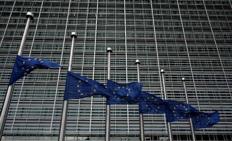圖為歐盟委員會總部大樓