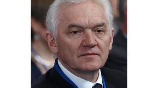 L 'oligarque russe Guennadi Timchenko.