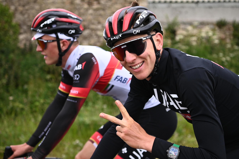 Tadej Pogacar can win the Tur but Ineos are favourite UAE boss Mauro Gianetti says