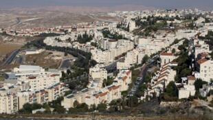 یک شهرک یهودینشین در شرق بیتالمقدس