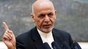 Ashraf Ghani, shugaban kasar Afghanistan.