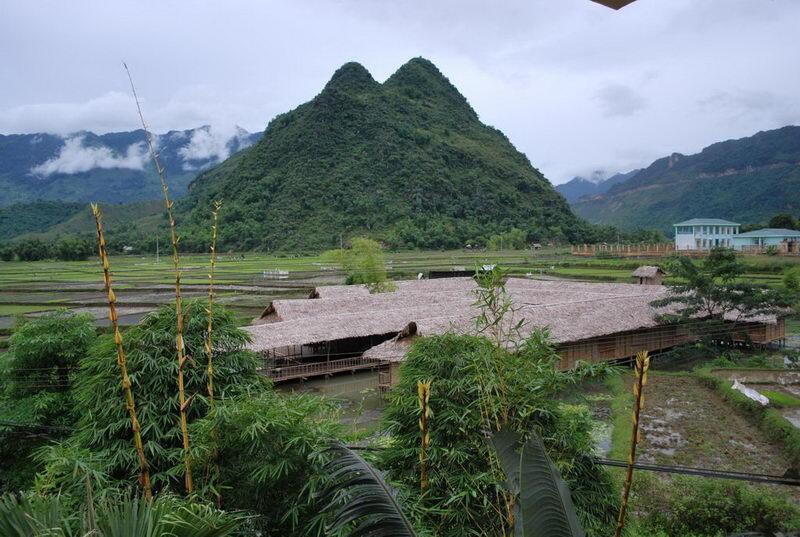 Mai Châu (Hòa Bình) : Một điểm du lịch hấp dẫn du khách