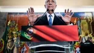 Marcelo Rebelo de Sousa vence eleições presidenciais