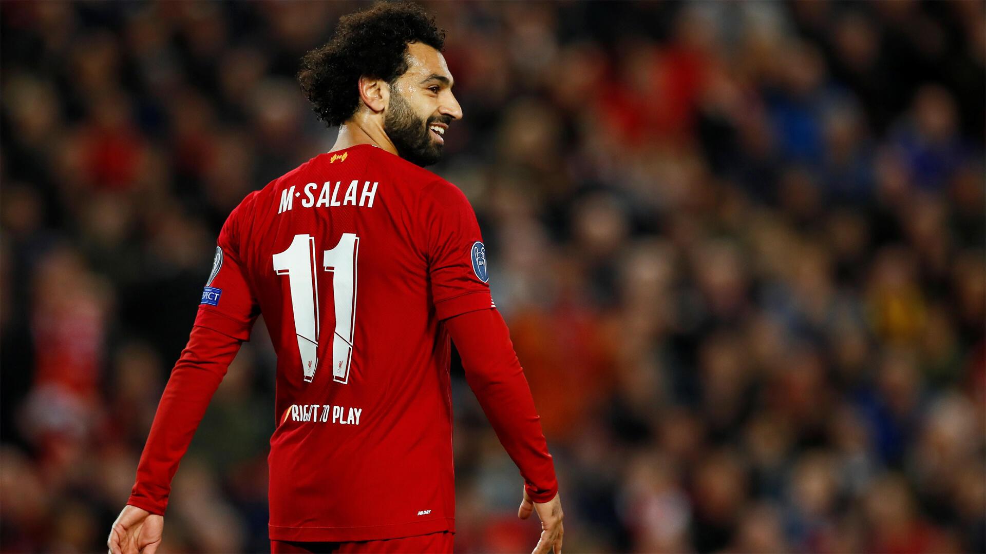 Mohamed Salah (Liverpool).