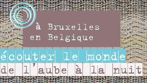 De l'aube à la nuit à Bruxelles, en Belgique