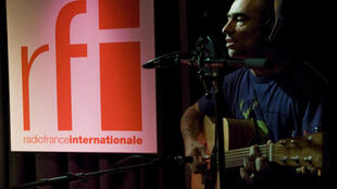 Juan Rozoff au studio 136