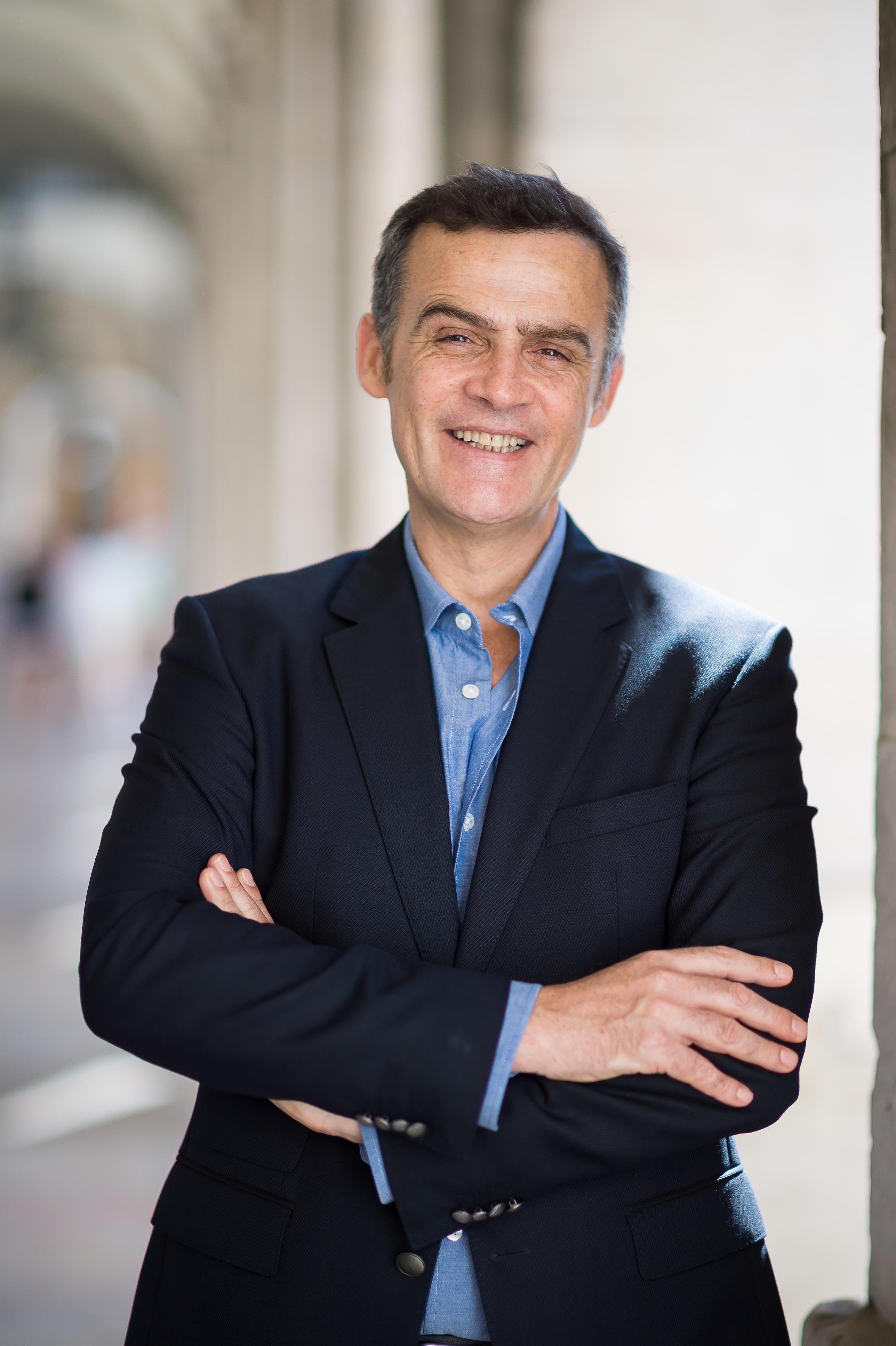 Vitor Carriço, da Associação Turismo de Lisboa