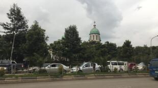 Addis Abeba (Ethiopie).