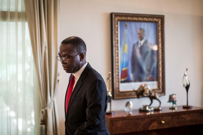 L'ancien Premier ministre Augustin Matata Ponyo, en 2015.