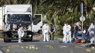 O atentado de Nice, que deixou 86 mortos, foi usado como argumento para pedido de indenização