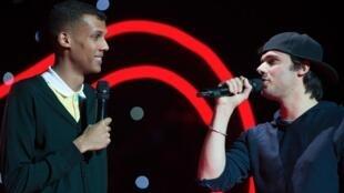 """El cantante belga Stromae colabora con el rapero francés Orelsan en el tema """" La pluie"""""""