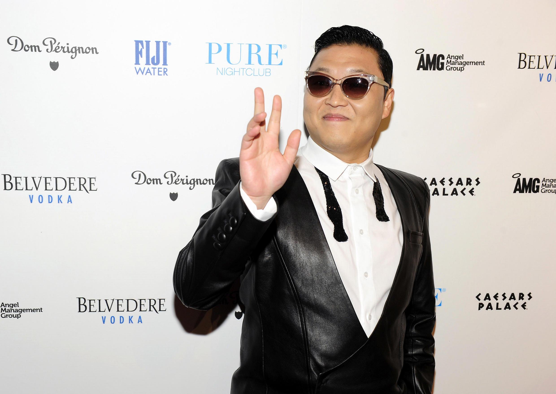 Le chanteur sud-coréen Psy se doutait-il, à l'aube de l'année 2013, que le clip de sa chanson dépasserait les 2 milliards de vue sur YouTube un an plus tard ?