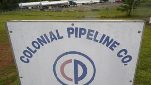 États-Unis - Colonial Pipeline - AP21132483813455