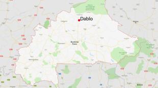 Dablo inapatikana kilomita 90 kutoka Kaya.