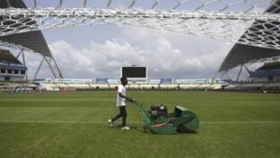 Presidente da FIFA garante a jovens e autoridades da Guiné Bissau ajudas ao futebol